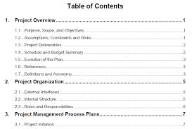 project management plan example jianbochen memberpro co