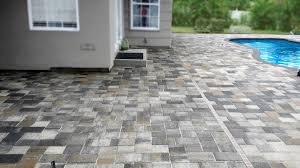 Patio Paver Installation Cost Pool Paver Installation Pool Brick Paver