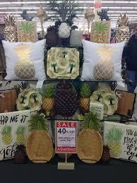 found a pineapple shrine at hobby lobby pineapple shrine