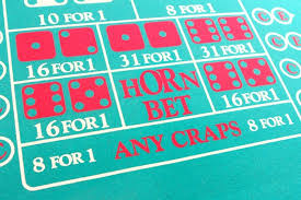 Craps Table Odds Craps Basics What U0027s A Horn Bet Vital Vegas Blog