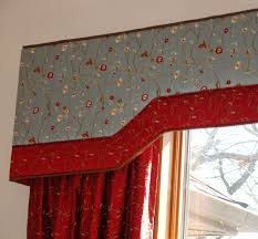Faux Wood Cornice Valance What Is A Valance And How Is It Different Than A Cornice A