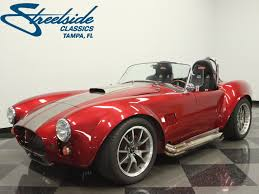 classic ls shelby nc 1965 shelby cobra streetside classics the nation s trusted