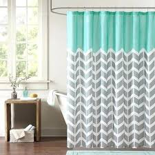 White And Teal Curtains Teal And Grey Curtains Curtains Ideas