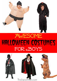 ten awesome costumes boys will
