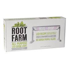 plant grow lights lowes shop root farm 1 count grow light at lowes com