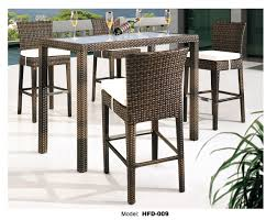 Modern High Top Tables by Outdoor High Top Table And Chairs Modern Chairs Design
