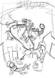let u0027s animate headless horseman wip