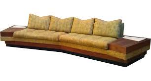 mid century modern sofa with chaise sofas mid century loveseat danish modern couch modern vintage sofa