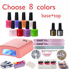 burano new arrival sale soak off gel polish gel nail kit nail