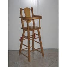 chaise bebe en bois chaise haute bébé en bois occasion ouistitipop