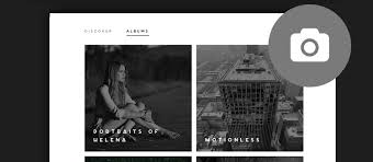 photographers websites 50 best html photography website templates 2017