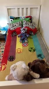sew at home mummy the marvel avengers quilt