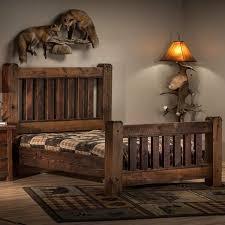 34 best log bed images on pinterest log bed woodwork and rustic