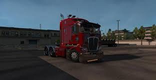 kenworth usa kenworth k200 v12 truck american truck simulator mod ats mod