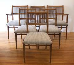 drexel dining room chairs drexel picked vintage
