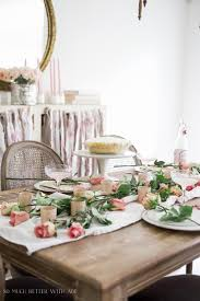 Setting A Table by How To Set A Beautiful Valentine U0027s Day Table Setting A Step By