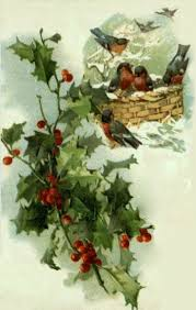 101 best cards vintage christmas images on pinterest