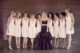 black and white wedding bridesmaid dresses horrible dress but i like the idea white bridesmaids dresses and