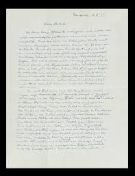 einstein u0027s letters to michele besso christie u0027s