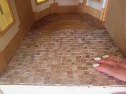 dollhouse kitchen tiles kitchen floor for one dollar