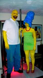 Halloween Costumes Simpsons 20 Photos Prove Dressing U0027the Simpsons