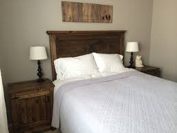 Headboards And Nightstands Ana White Headboard And Nightstands Diy Projects
