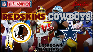 thanksgiving 2016 nfl recap redskins vs cowboys week 12