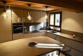 cuisine compacte design cuisine ouverte avec plan de travail stratifié compact ai cuisines