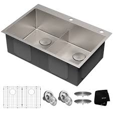 what size sink for 33 base cabinet 33 drop in 16 stainless steel bowl kitchen sink