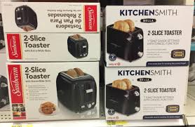 Bella 2 Slice Toaster Kitchensmith By Bella Coffee Maker U0026 Toaster Only 6 41 Each At