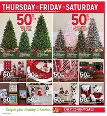 christmas tree sales black friday kmart