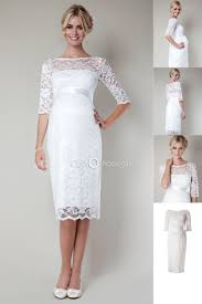 white lace dress with sleeves knee length white lace dress knee length dress images
