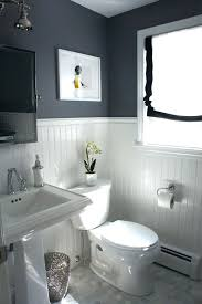 wainscoting ideas bathroom bathroom paneling ideasdecor contemporary wainscoting with