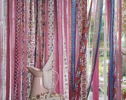 bohemian curtain etsy