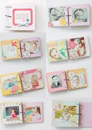 pretty photo albums 305 best mini albums images on