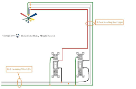 ceiling fan wiring diagram 2 switches ceiling wiring diagrams