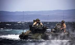amphibious vehicle military why the u s marines amphibious combat vehicle program works the