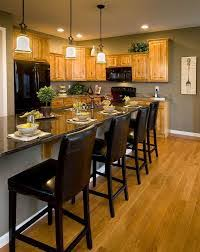 kitchen color schemes with oak cabinets idea painting oak cabinets