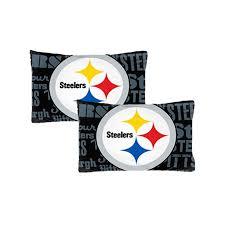 Pittsburgh Steelers Comforter Set Nfl Pittsburgh Steelers Bedding Obedding Com