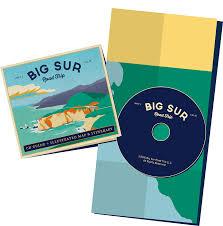 Big Sur Map Get The Guide Big Sur Road Trip