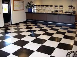 everyday party magazine simple checkerboard floor diycheckerboard
