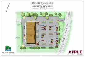 Buffalo Wild Wings Floor Plan Site Design Concepts Commercial Civil Engineering Projects