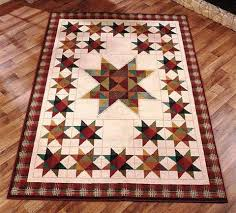 Patchwork Area Rug Western Patchwork Area Rug 63 X 90 1147337 West Living