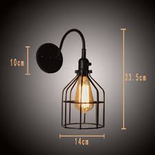 Wall Sconces With Plug In Cords Kiven Wall Lamp 1 Light Plug In Ul Listed Bulb Included Wall