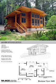 floor log cabin plans with garage home lake front homes best small