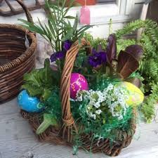 inexpensive easter baskets living easter baskets back home on the farm