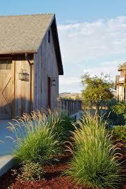 grass landscape design landscape rustic with ornamental grass wood