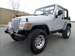 2004 jeep wrangler manual 2004 jeep wrangler x rocky mountain edition 4 0l 6cyl 5 speed