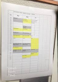 slp 101 scheduling speech room news