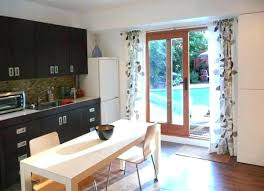 Curtains For Sliding Patio Doors Kitchen Patio Door Curtains Shades For Sliding Glass Door Image Of